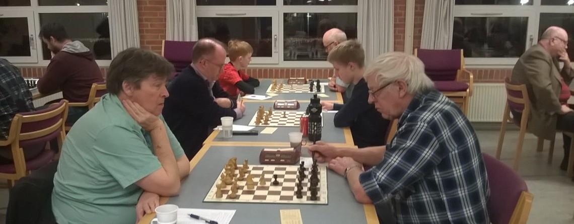 Kjellerup 3 vandt C-rækken
